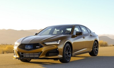 2021 TLX Type S Kicks off Acura's Year of Type S