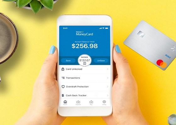 Walmart MoneyCard, Issued by Green Dot Bank