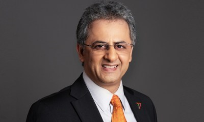 Mr Mudassir Amray CEO & MD of Titan Trust Bank