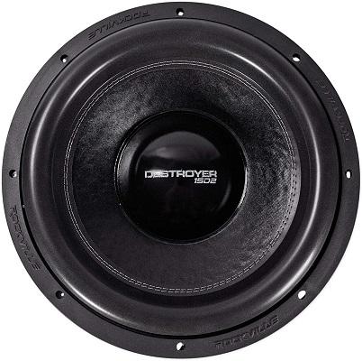 Rockville Destroyer Audio Subwoofer