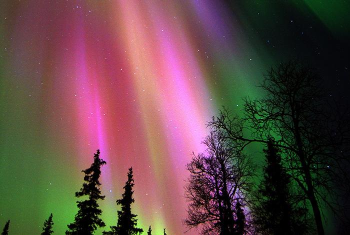 Kakslauttanen Northern Lights