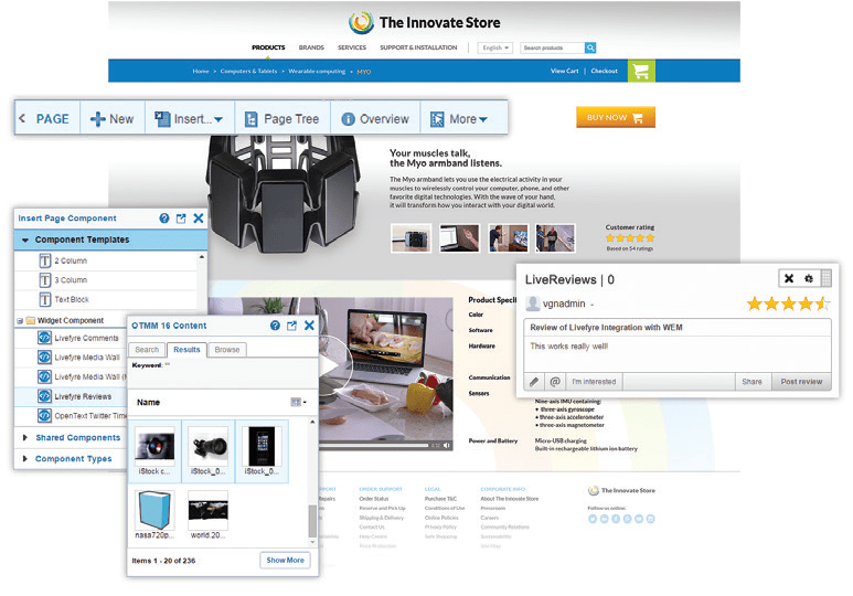 WEM – Web Experience Management