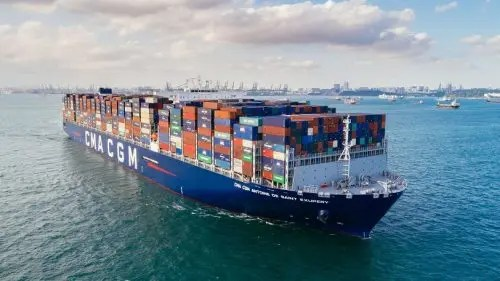 CMA CGM acquires stake in Groupe Dubreuil Aéro