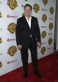 Russell Crowe at CinemaCon 2016
