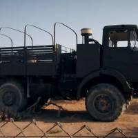 Hrvatski kamioni FAP na sirijskom ratištu?