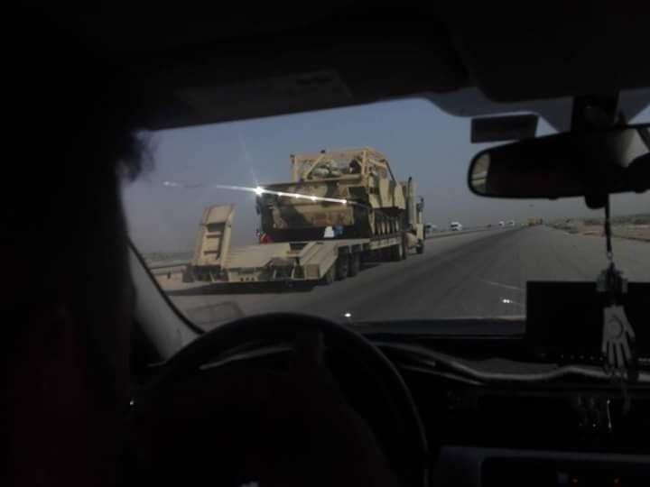 Rusija započela isporuku BMP-3 Iraku