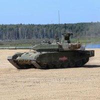 Tenk T-90M u završnoj fazi ispitivanja