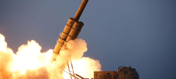 Lansiranje rakete sa novog sistema