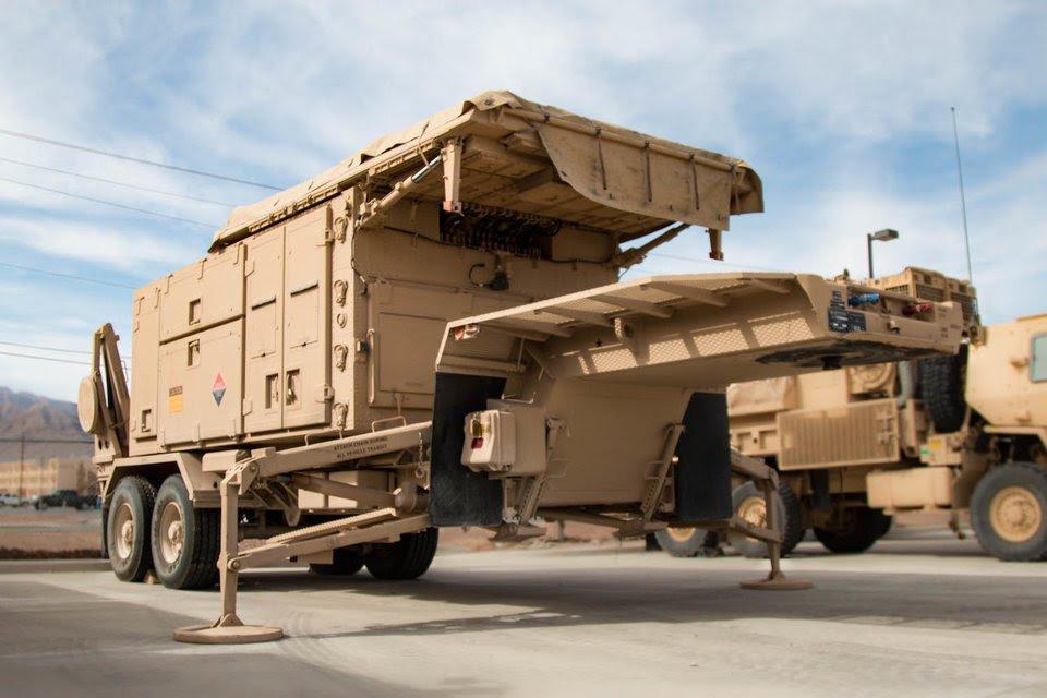 MIM 104 Radar Unit
