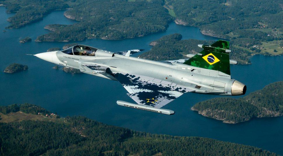 Brazilian Air Force Gripen E
