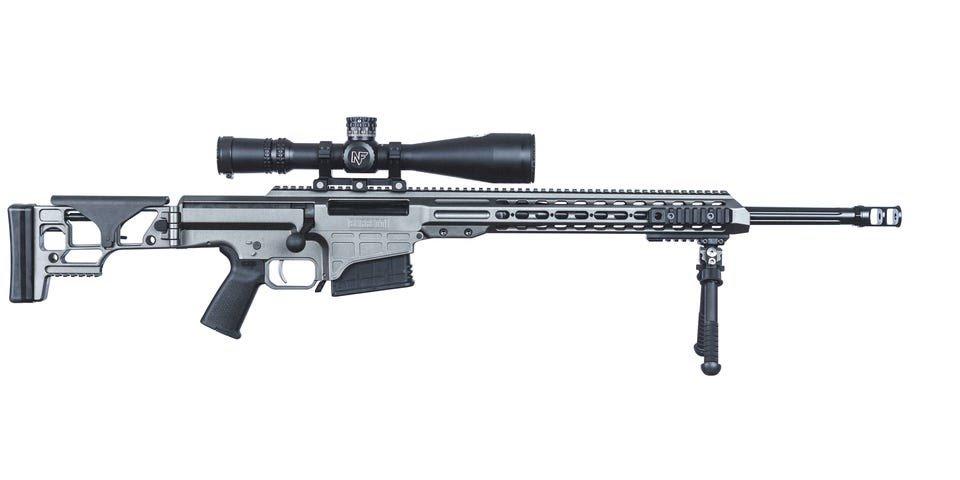 Multi-calibre Sniper Rifle