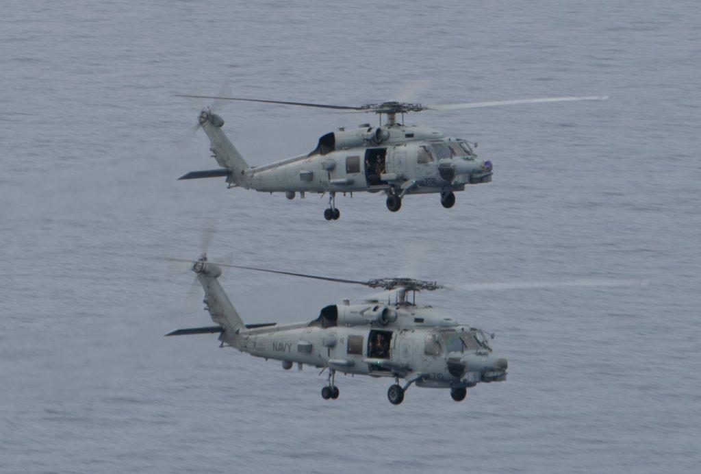 MH-60R Rok Navy