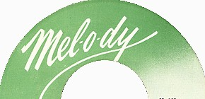 Image result for mel-o-dy records logo
