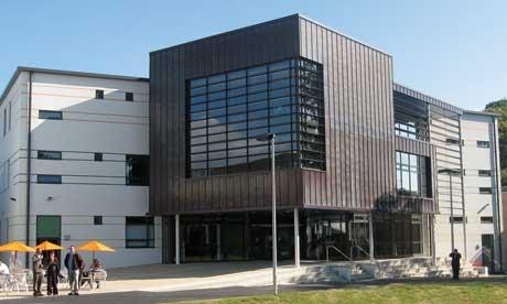 Reading University accommodation