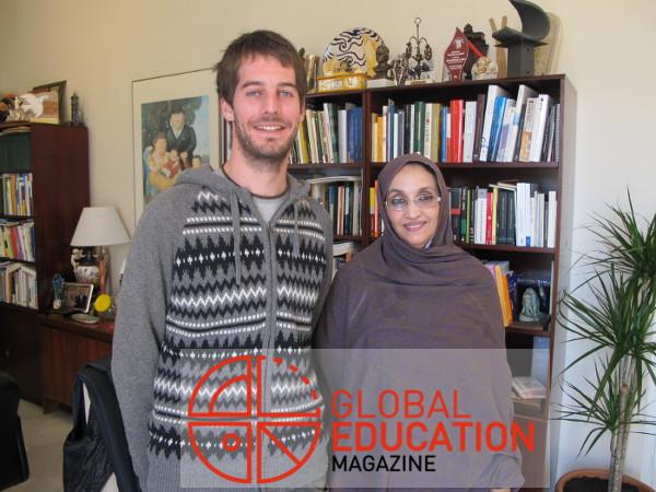 Aminatou Haidar Global Education Magazine (2)