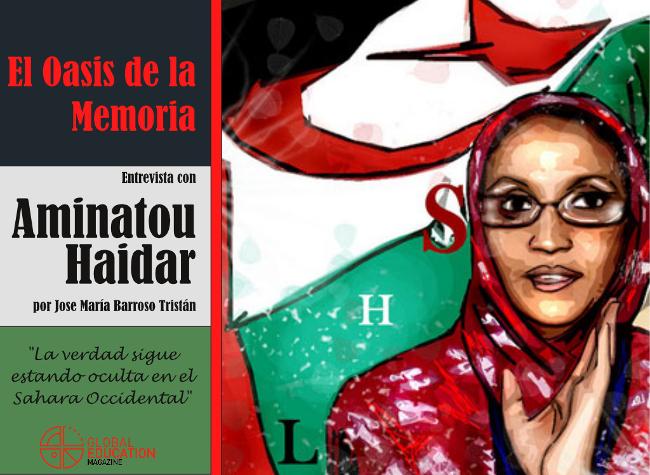 Portada Aminatou Global Education Magazine