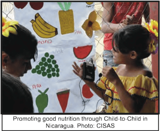 promoting good nutrition, Global Education Magazine