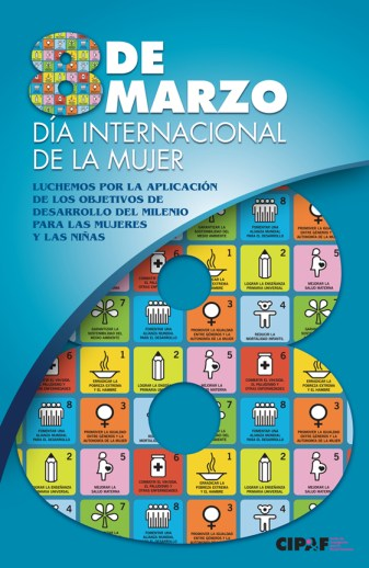 dia internacional de la mujer, republica dominicana, cipaf, global education magazine