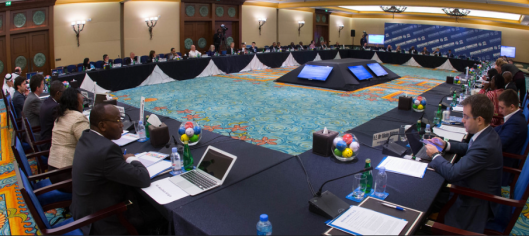 ITU Pictures, 13th Broadband Commission for Digital Development Meeting, Dubai, 13 March 2016