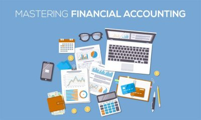 An image of financial accounting