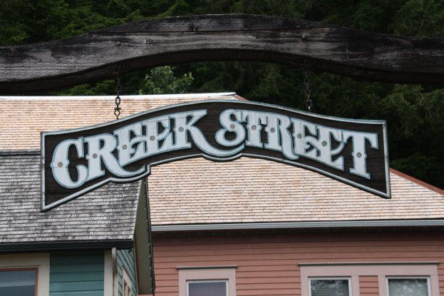 Welcome to Creek Street