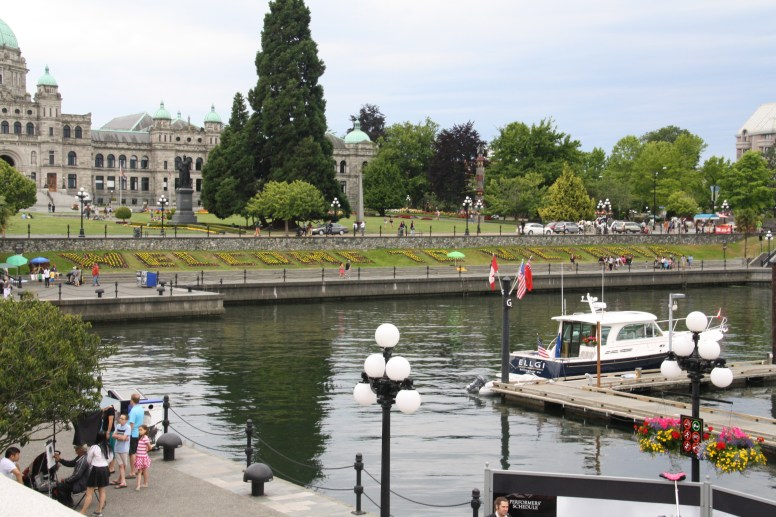 Welcome to Victoria!