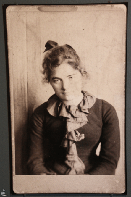 Emily at the age of 25