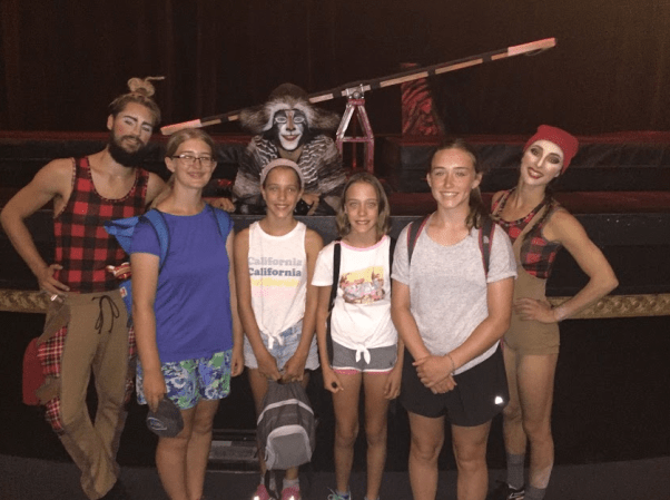 Awesome Canadian circus show!