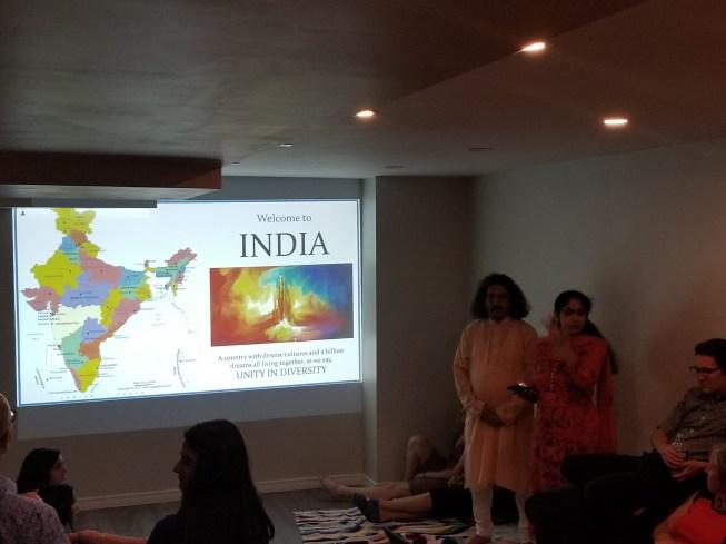 Introducing India