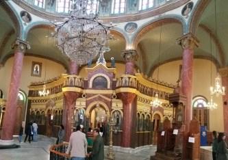 Beautifully ornate inside.