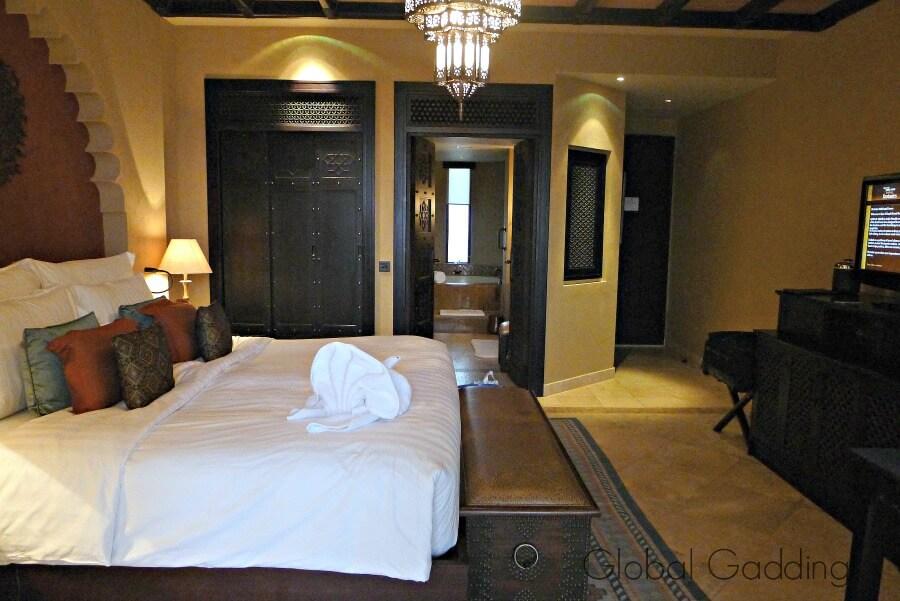 luxury room qasr al sarab resort