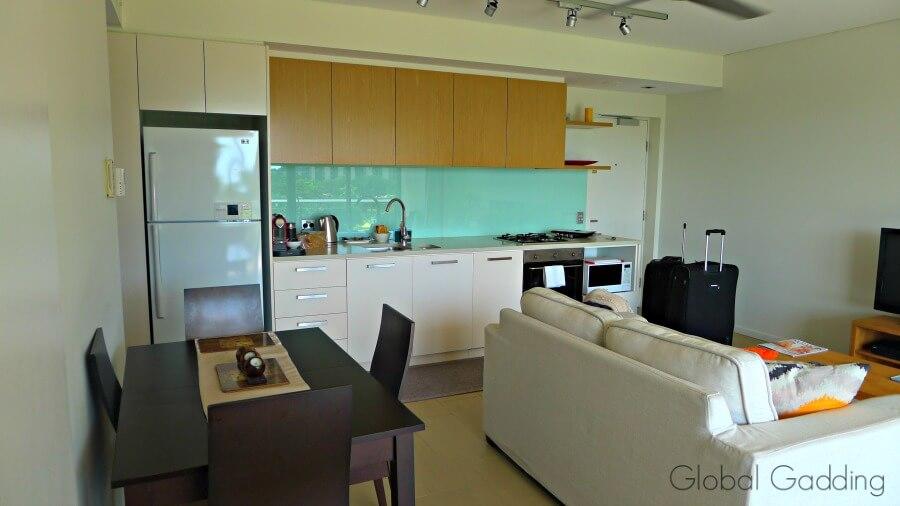 darwin saltwater suites kitchen
