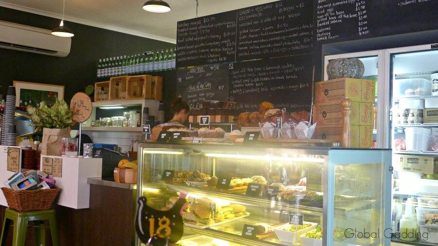 Four Birds Cafe Darwin