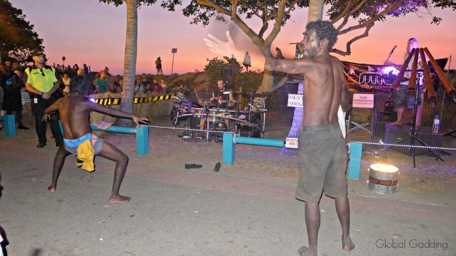 Mindil Beach Entertainment