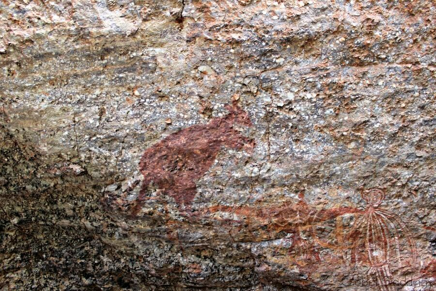 nourlangie rock art