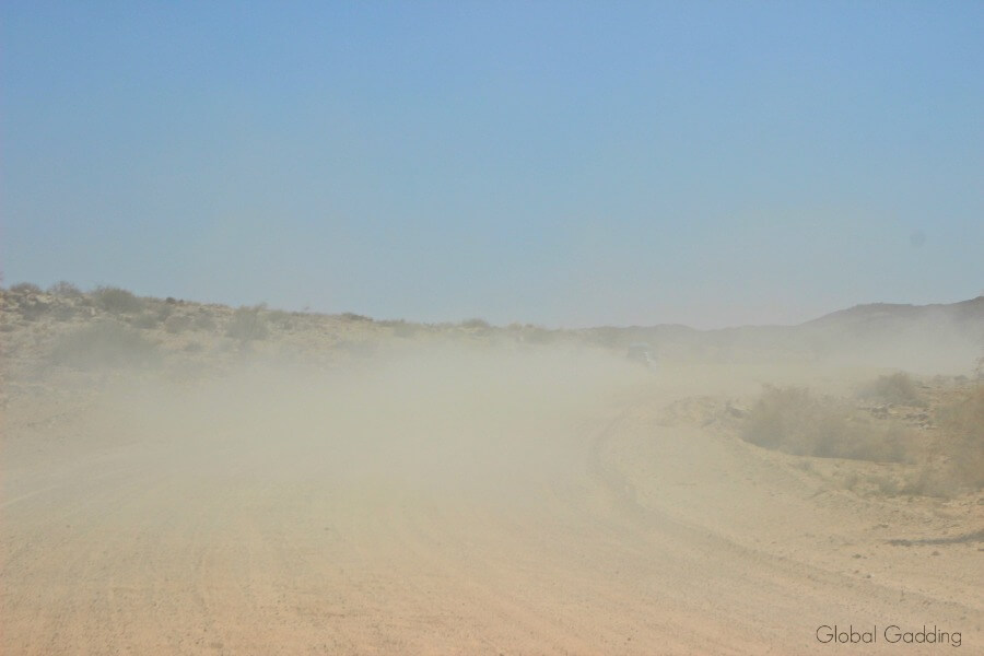 Namibia Travel Advice Namibia Roads