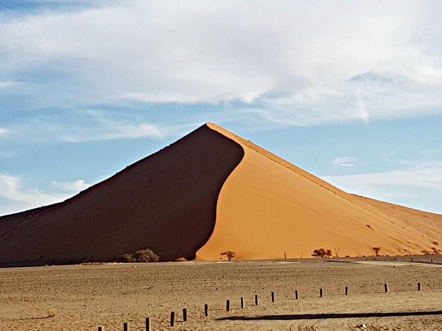 sossusvlei namibia Dune 45