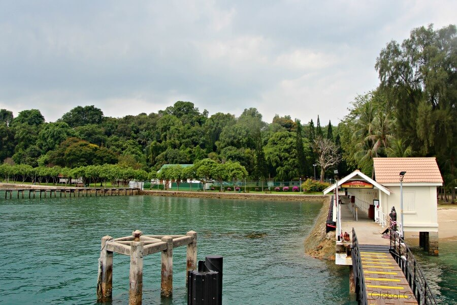 singapore's southern islands st john jetty