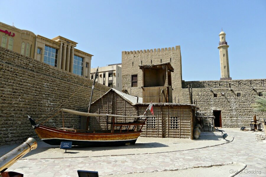 Fahidi Fort Dubai