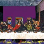 A.P. ASTRA - Last supper II (from the serial: monuments for aids)