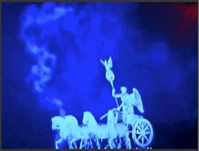 A.P . ASTRA Quadriga Blue (go west)