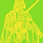 A.P. ASTRA - Darth Vader II (light green)