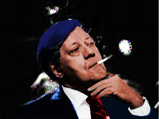 A.P. ASTRA - No smoke, no fire (Helmut Schmidt)