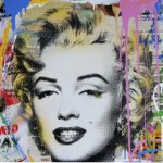 MR. BRAINWASH Marilyn Monroe - Home