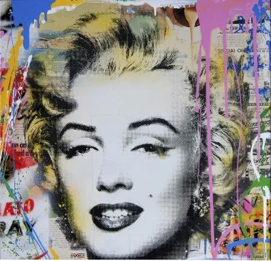 MR. BRAINWASH - Marilyn Monroe