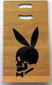 RICHARD PRINCE Skull Bunny Shopping Bag - RICHARD PRINCE - Skull Bunny Shopping Bag