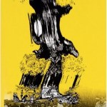 Polke Der Teufel von Berlin serigraphy - Graphics