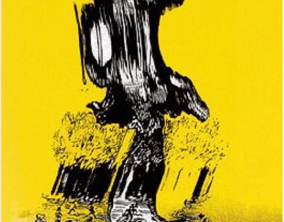 Sigmar Polke, Der Teufel von Berlin, serigraphy. Global Galleries