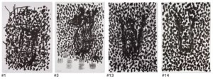 BASELITZ Georg Suite Edition 1990 four lithographies e1633307099903 - GEORG BASELITZ - Suite Edition 1990