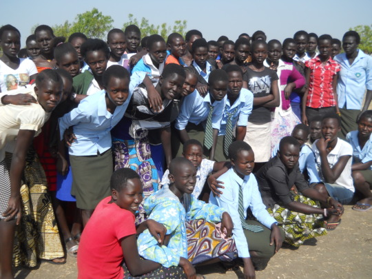 Reports from Project Education South Sudan - GlobalGiving